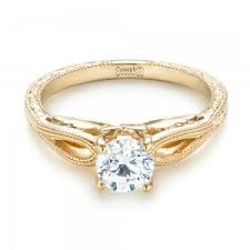Solitaire Wedding Rings by Solitaire Engagement Rings Joseph Jewelry Bellevue Seattle