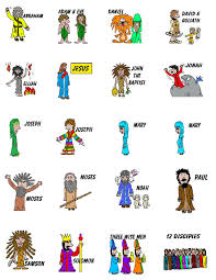 bible people stickers jpg 1019 1319 just print on sticker paper