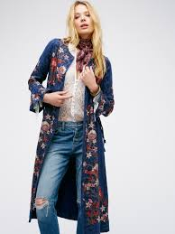 victoria buttonfront maxi floral embroidery bohemian and retro