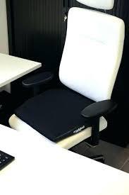 rehausseur de bureau coussin ergonomique pour chaise de bureau coussin chaise bureau