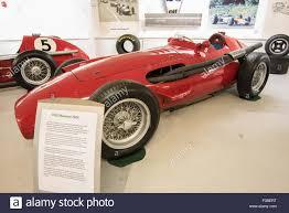 maserati museum 1955 maserati 250f driven by stirling moss and juan manuel fangio