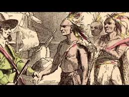 the story of squanto thanksgiving origins