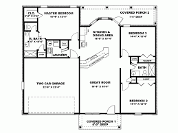 Floor Plans For 1500 Sq Ft Homes Eplans Ranch House Plan The Perfect Retreat 1500 Square Feet