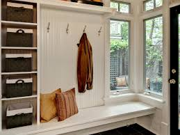 Entry Way Bench And Shelf Mudroom Shelves Pictures Options Tips And Ideas Hgtv
