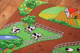 Childrens Play Rug Attractive Design Ideas Farm Play Rug Perfect Play Rugs Cievi Home