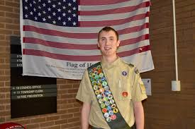 Eagle Scout Flag Franklin Township Council Honors Troop 154 Eagle Scouts News