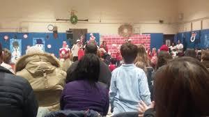 staten island ps 37 santacon in kids part1 youtube