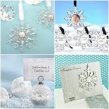 winter snowflake favor ideas hotref gifts