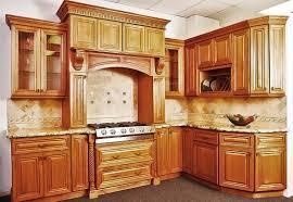 Cinnamon Shaker Kitchen Cabinets Quality Cabinets Nj Cinnamon Maple Glaze
