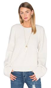 sweater house house of harlow 1960 x revolve quinn sweater in ivory revolve