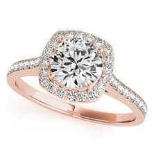 gold cushion cut engagement rings gold engagement ring cushion cut shaped halo cut diamonds