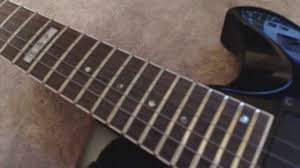 cleaning corroded rusted guitar frets without removing the