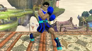 super smash bros costumes halloween blue costume little mac super smash bros for wii u u003e skins
