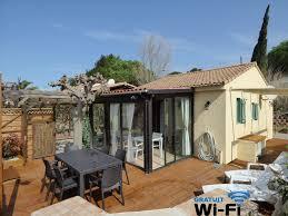 location 3 chambres villa 3 chambres à valras plage en résidence privée avec piscines