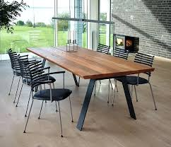 modern rustic wood dining table contemporary room sets reclaimed