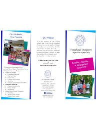 100 brochure template free download microsoft word tri fold