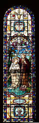 stained glass window stained glass windows u2014 st vincent de paul catholic church