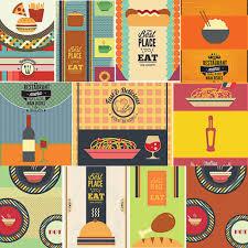 modern restaurant menu templates free download