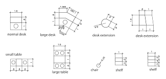 office table dimensions office furniture sizes file furniture geometry png eladwiki
