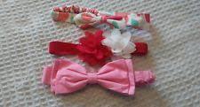 baby bands baby headbands flower crochet pastel ebay
