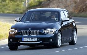2012 bmw 1 series hatchback f20 officially revealed after