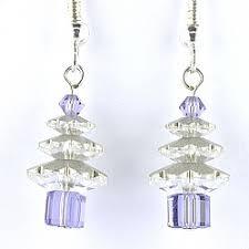 tree earrings kit tanzanite earring kits