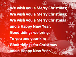 merry day2016 poems and songs for