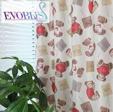 online get cheap bear curtains blackout aliexpress com alibaba