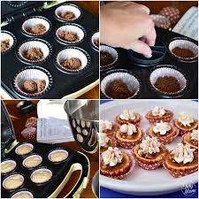 baby cakes maker pumpkin cheesecake recipe babycakes cupcake maker