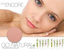 go natural the all in one cosmetic makeup