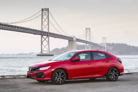 honda civic 2017 honda civic hatchback overview