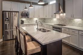 Quartz Countertops With Backsplash - kitchen design 20 photos kitchen backsplash subway tiles