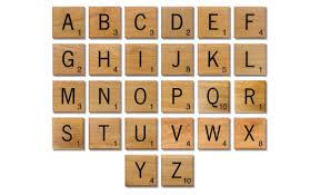 scrabble letter wall art takuice com