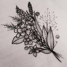 wedding flowers ta best 25 flower tattoos ideas on wildflower tattoo