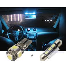 aliexpress com buy deechooll 12pcs x car led light bulbs for vw