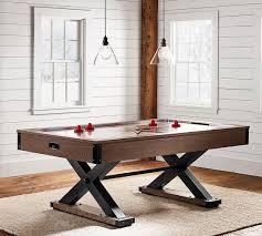 Air Hockey Coffee Table Air Hockey Table Pottery Barn