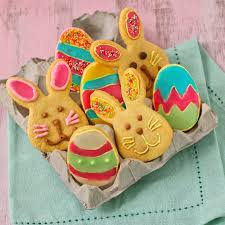 easter cookies lemon easter cookies cupcakes and couscous