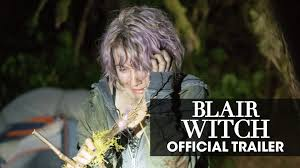 film into the woods adalah blair witch 2016 movie official trailer youtube