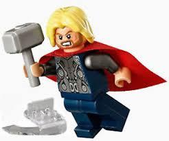 lego thor hammer jumper plate 76038 marvel superhero cape is