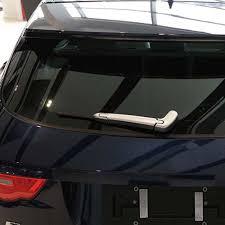 jaguar f pace trunk exterior accessories for jaguar fpace f pace trunk rear door