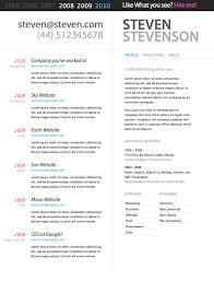 Usable Resume Templates 10 Beautiful Resume Html Templates