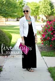 5 ways to wear a maxi dress hi sugarplum