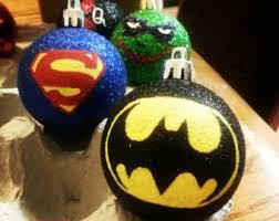batman harley quinn and joker ornaments