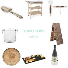 wine themed gifts stock the bar gift ideas wine tasting bridal shower edition