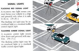 A Flashing Yellow Signal Light Means Driver Handbooks
