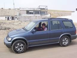 kia sportage 2 0 2001 auto images and specification