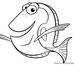 tropical fish coloring pages download printable nemo fish
