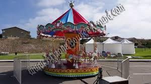 carousel rental merry go rentals arizona california nevada