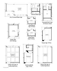 Fieldstone Homes Floor Plans Fieldstone Plan At Miramonte In Frisco Texas By Pulte Homes