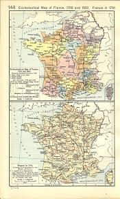 Detailed Map Of France by Nationmaster Maps Of France 113 In Total